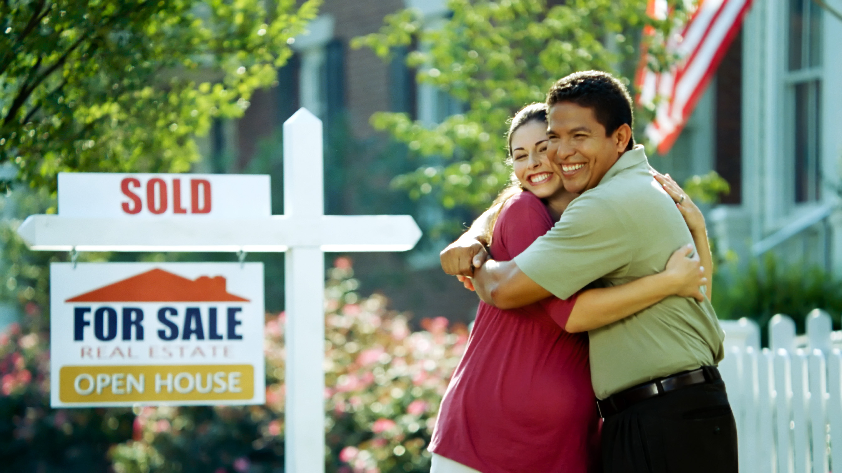 bigstock Couple Buying House 4574437